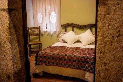habitación 3 la roana