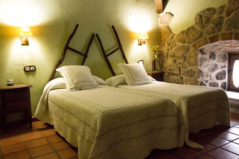 habitación 4 la roana